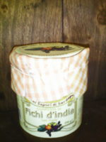 confettura di fichi d'india 250 g e Francesco Ibba